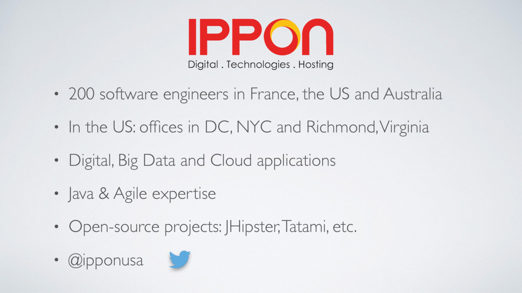 • 200 software engineers in France, the US and ...