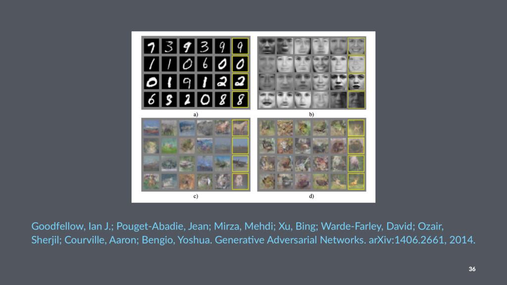 Goodfellow, Ian J.; Pouget-Abadie, Jean; Mirza,...