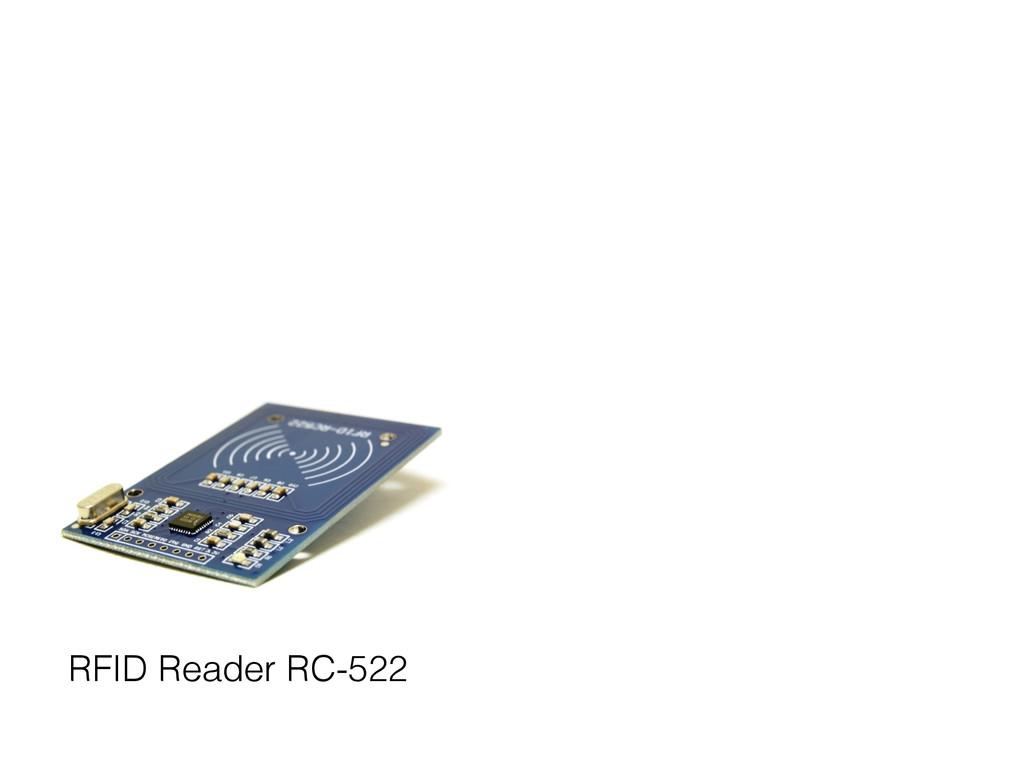 RFID Reader RC-522