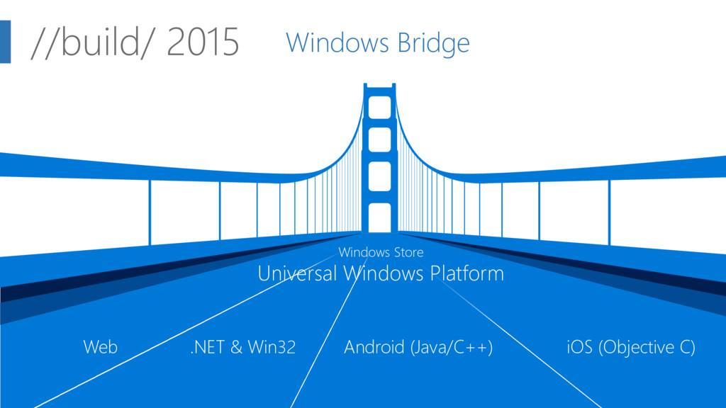//build/ 2015 Windows Store Universal Windows P...