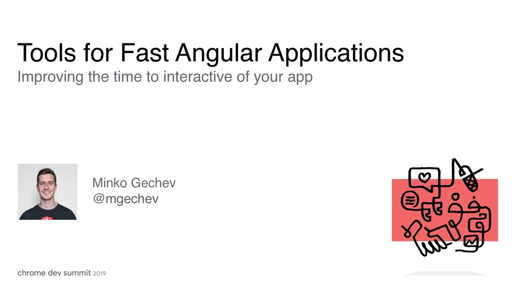 Tools for Fast Angular Applications Improving t...