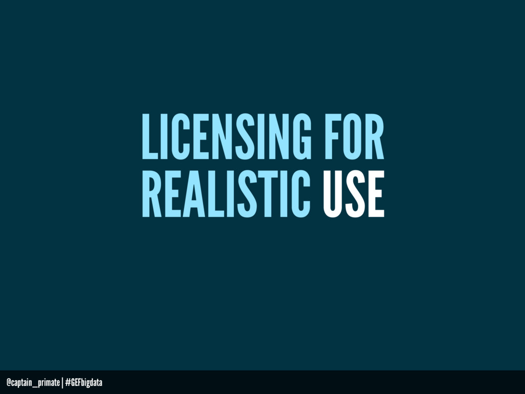 LICENSING FOR REALISTIC USE @captain_primate   ...