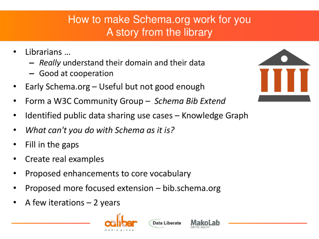 How to make Schema.org work for you A story fro...