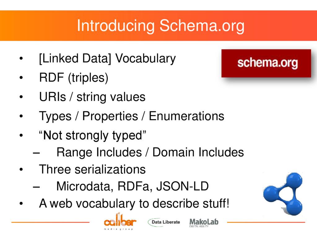 Introducing Schema.org • [Linked Data] Vocabula...