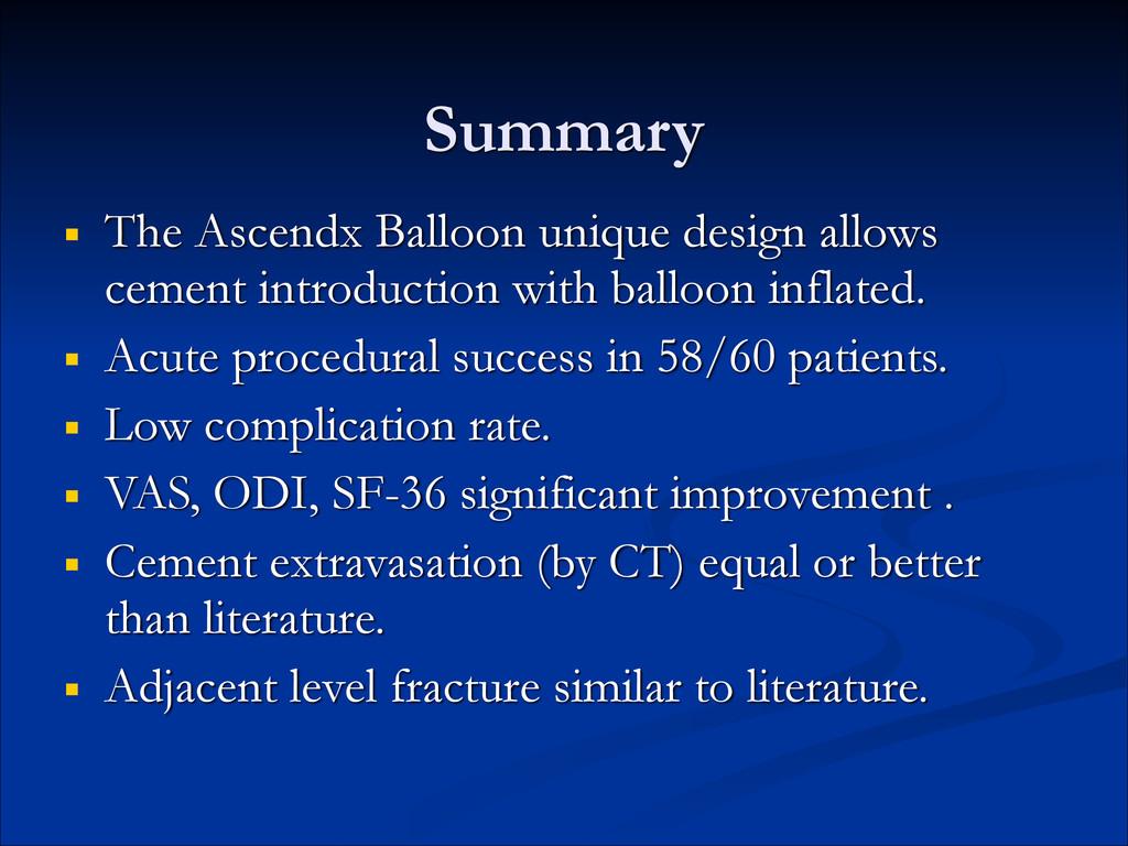 Summary ■ The Ascendx Balloon unique design all...