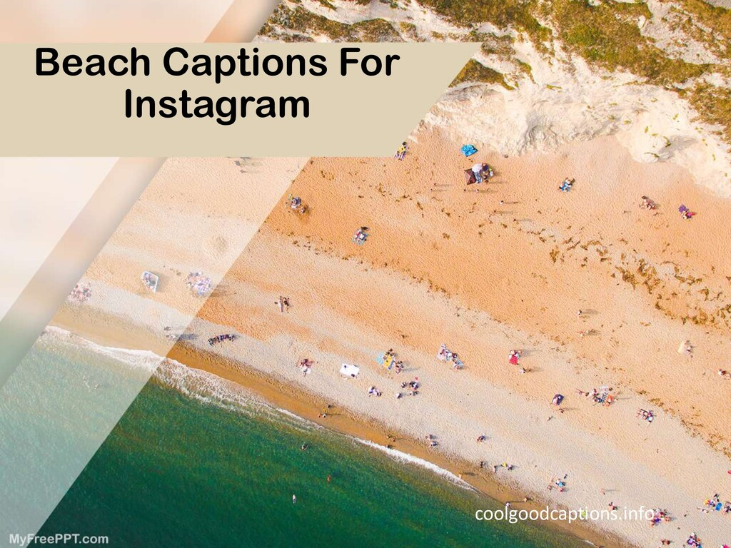 Beach Captions For Instagram coolgoodcaptions.i...