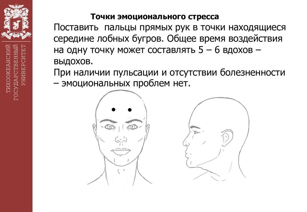 ТИХООКЕАНСКИЙ ГОСУДАРСТВЕННЫЙ УНИВЕРСИТЕТ Точки...