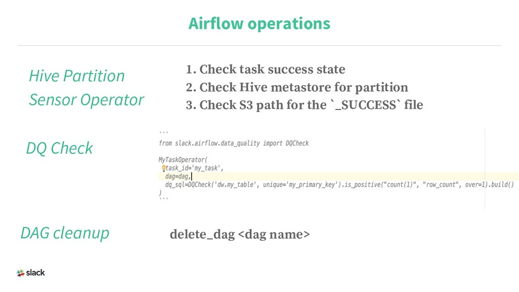 Hive Partition Sensor Operator Airflow operatio...