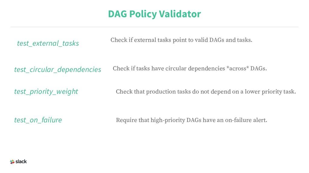 test_external_tasks DAG Policy Validator Check ...