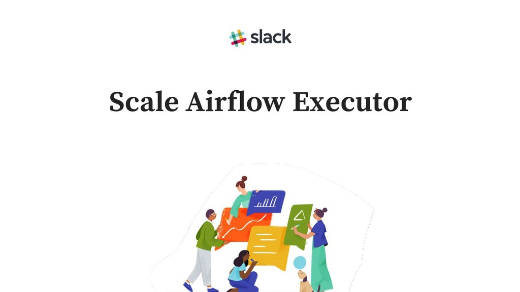 Scale Airflow Executor
