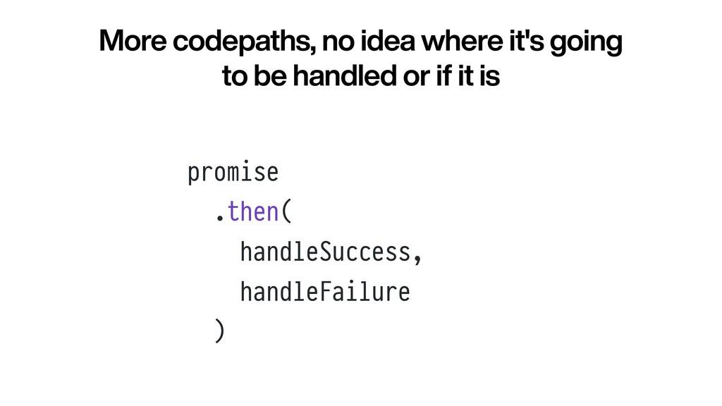 promise   .then(   handleSuccess,   handleFailu...