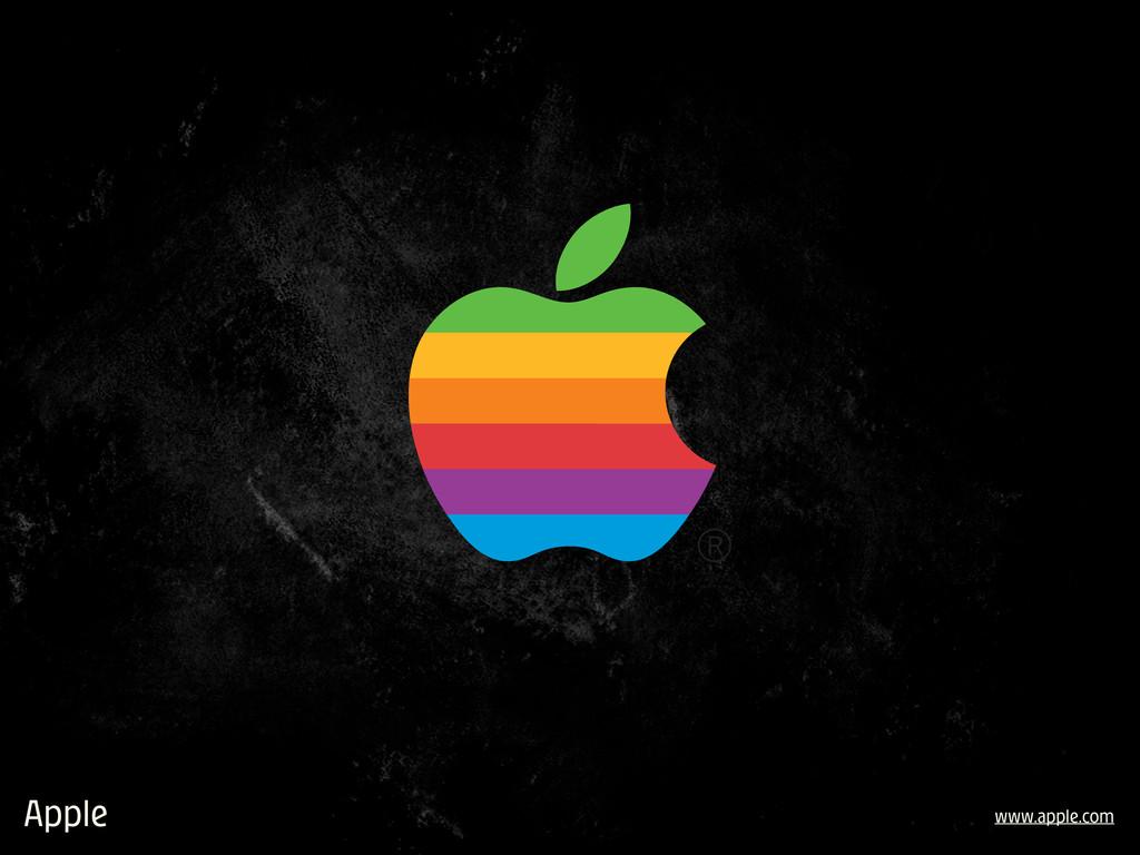 Apple www.apple.com