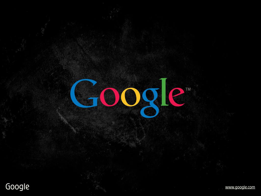 Google www.google.com