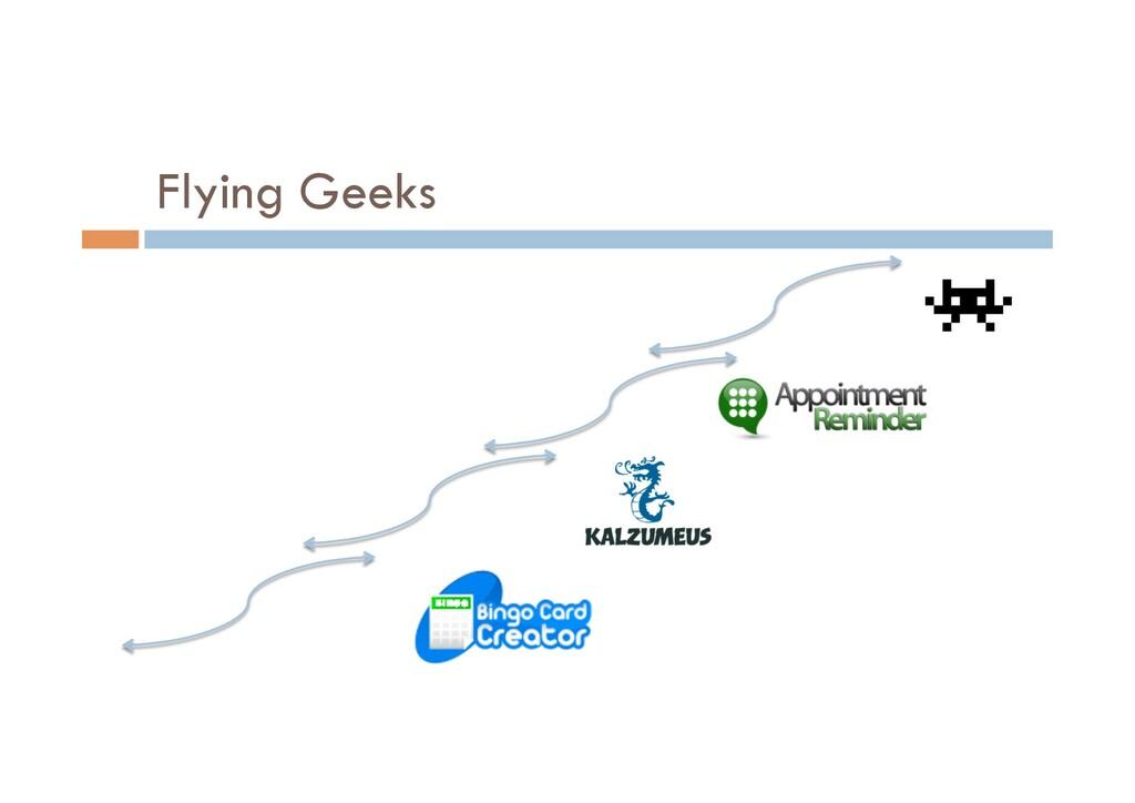 Flying Geeks