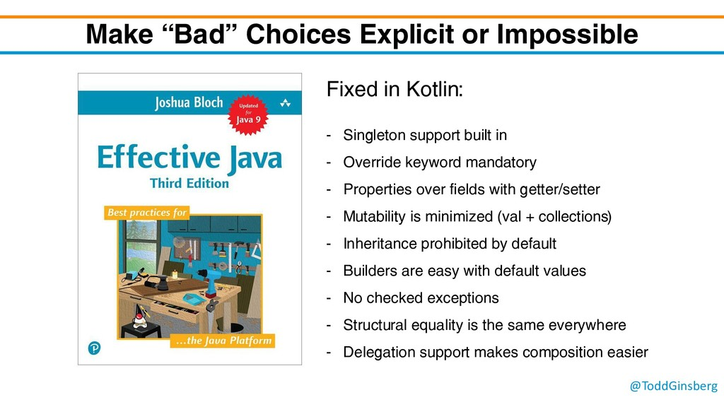 "@ToddGinsberg Make ""Bad"" Choices Explicit or Im..."
