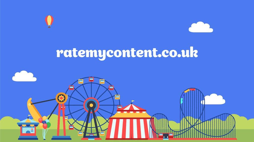 ratemycontent.co.uk