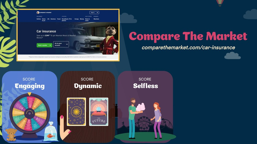 Compare The Market comparethemarket.com/car-ins...