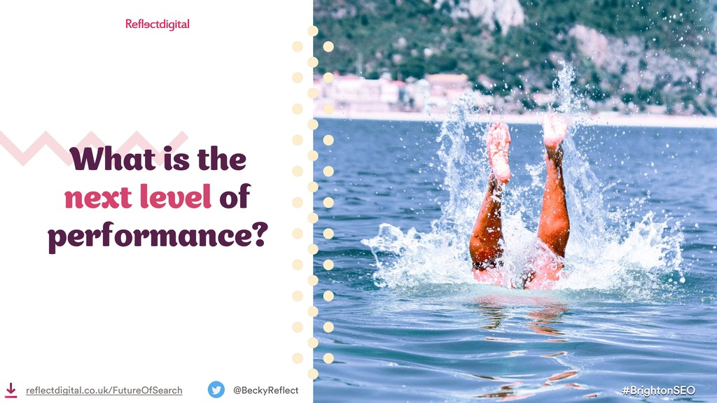 What is the next level of performance? #Brighto...