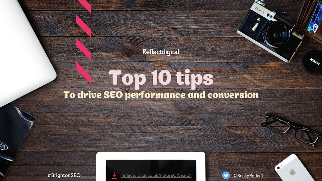 Top 10 tips To drive SEO performance and conver...