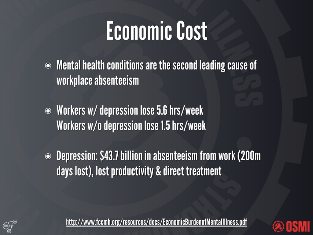 Economic Cost http://www.fccmh.org/resources/...