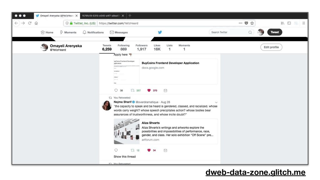 dweb-data-zone.glitch.me
