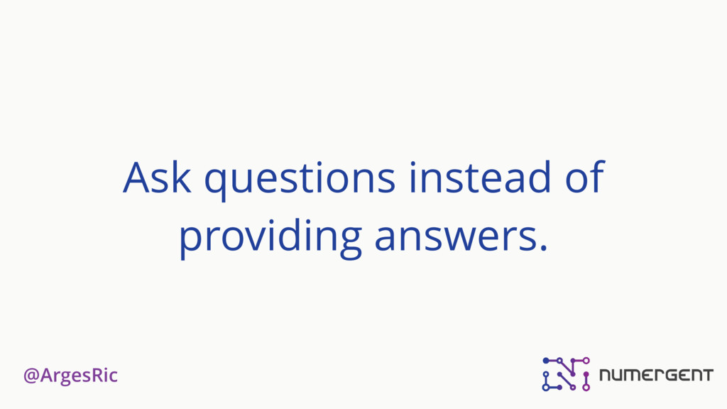 @ArgesRic Ask questions instead of providing an...