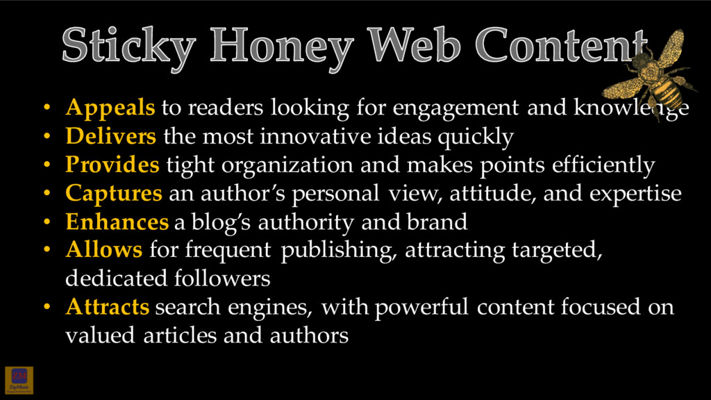 • Appeals to readers looking for engagement and...