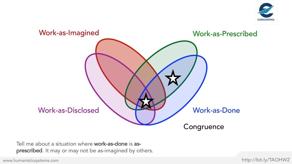 Congruence http://bit.ly/TAOHW2 www.humanistics...