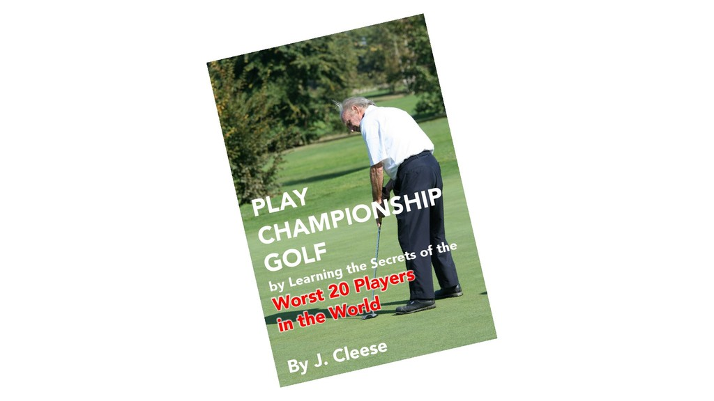 PLAY CHAMPIONSHIP GOLF by Learning the Secrets ...