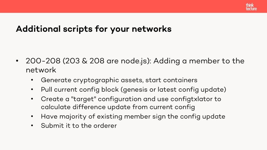 • 200-208 (203 & 208 are node.js): Adding a mem...