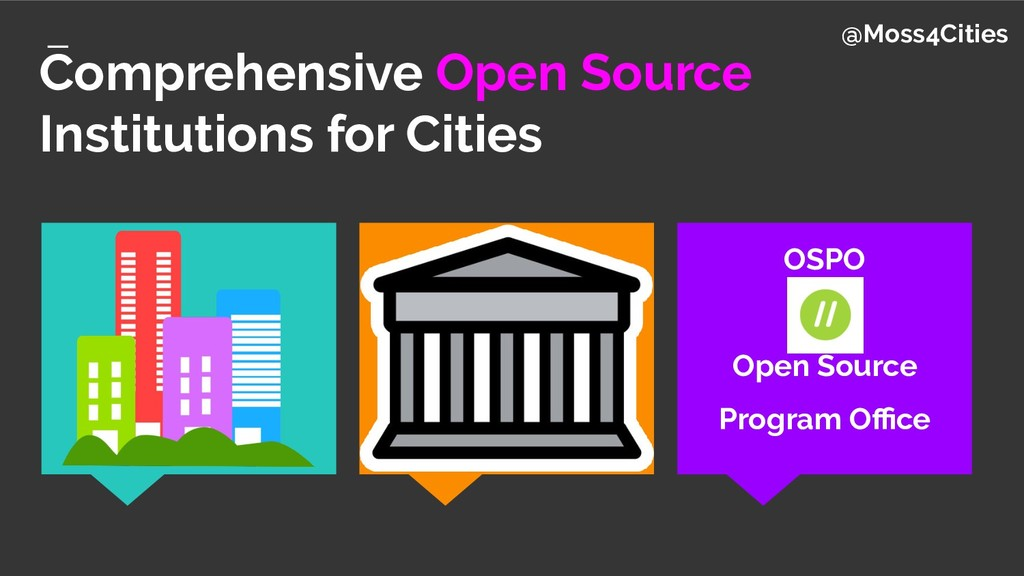 Comprehensive Open Source Institutions for Citi...