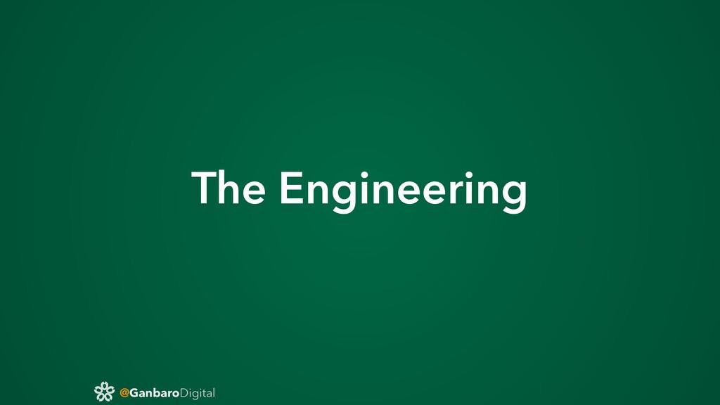@GanbaroDigital The Engineering