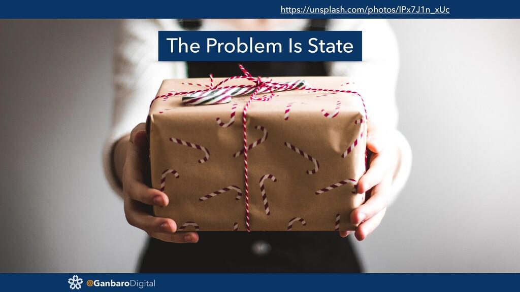 @GanbaroDigital The Problem Is State https://un...