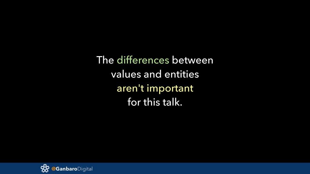@GanbaroDigital The differences between values ...