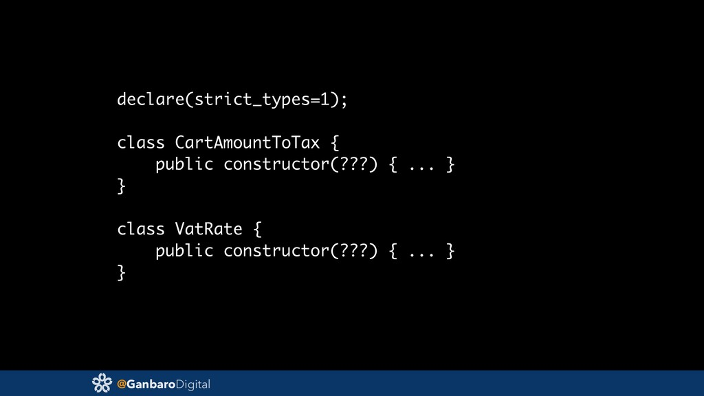 @GanbaroDigital declare(strict_types=1); class ...