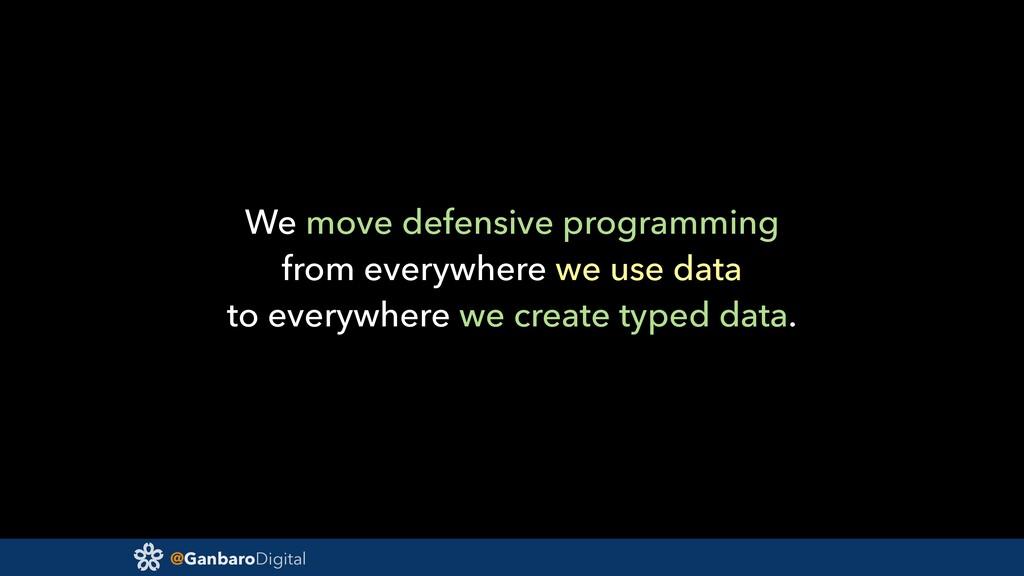 @GanbaroDigital We move defensive programming f...