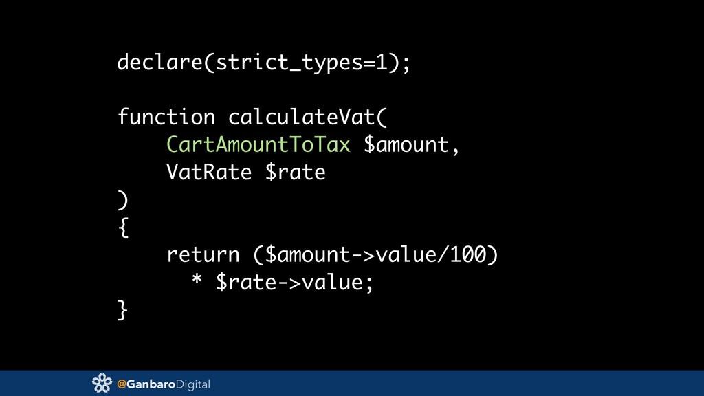 @GanbaroDigital declare(strict_types=1); functi...