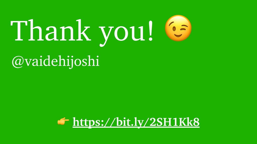 Thank you!  @vaidehijoshi  https://bit.ly/2SH1K...