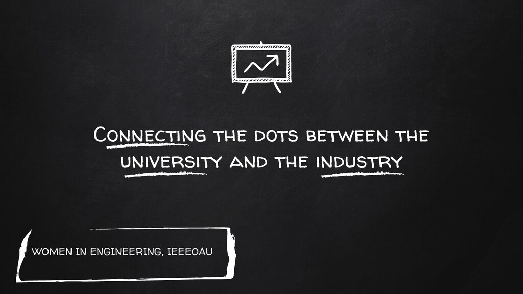 Connecting the dots between the university and ...