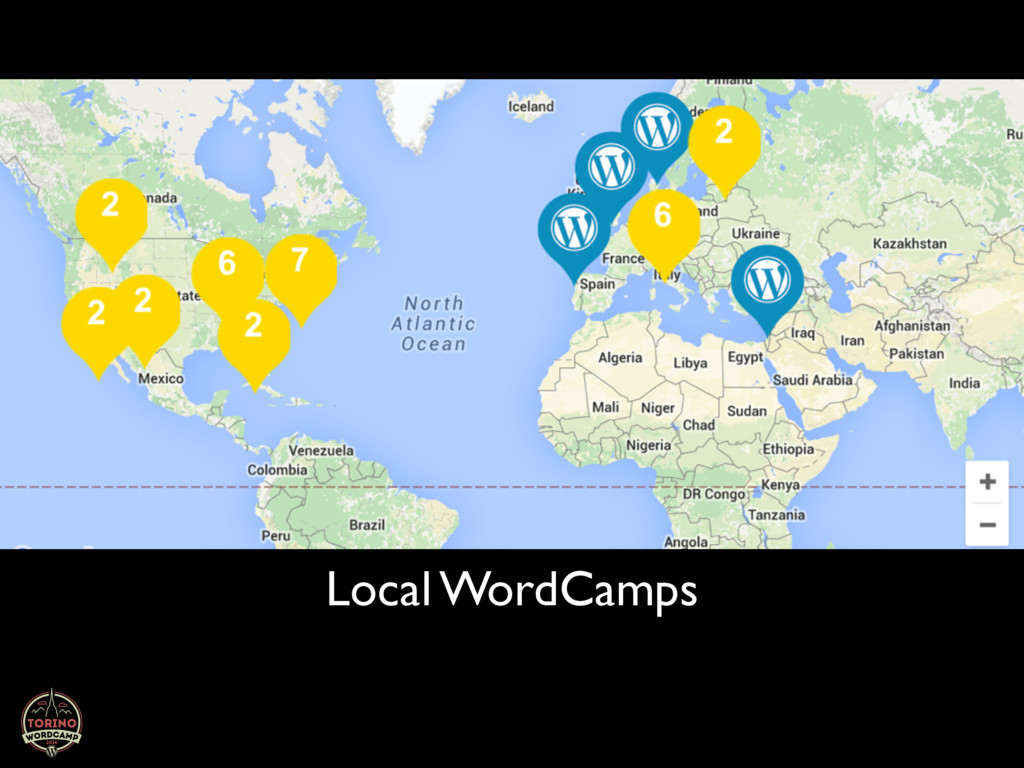 Local WordCamps