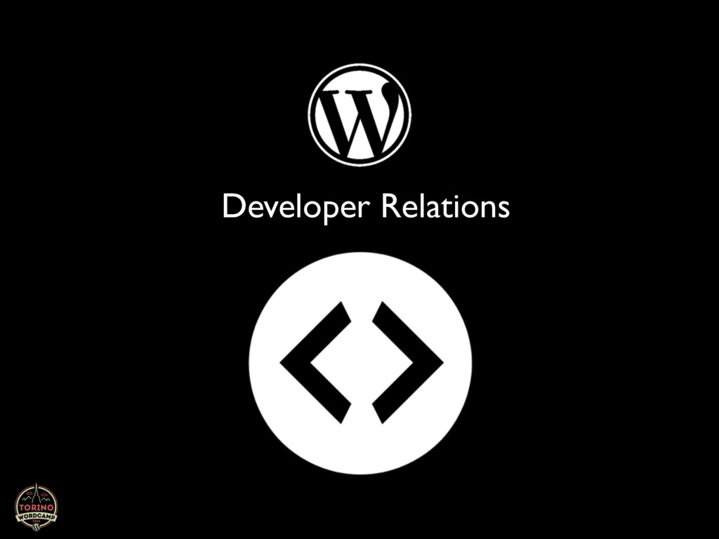 Developer Relations