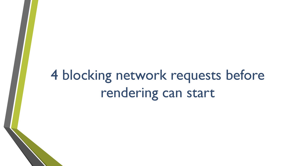 4 blocking network requests before rendering ca...