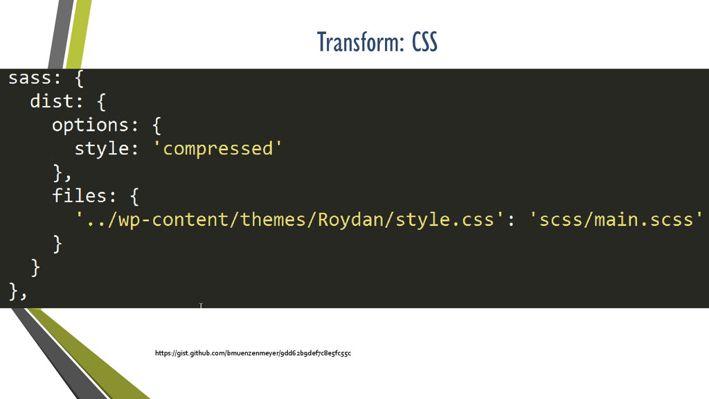 Transform: CSS https://gist.github.com/bmuenzen...