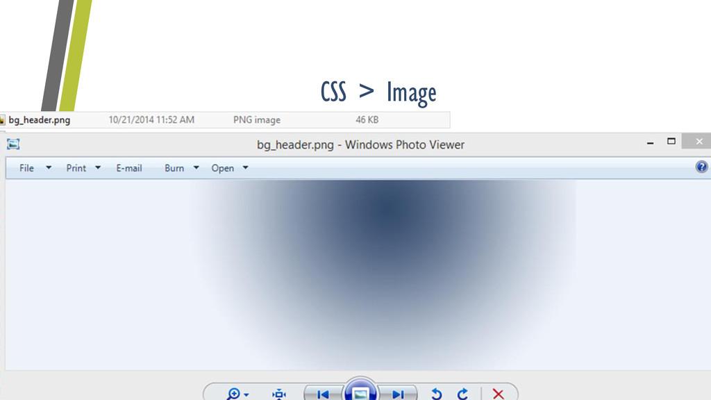 CSS > Image