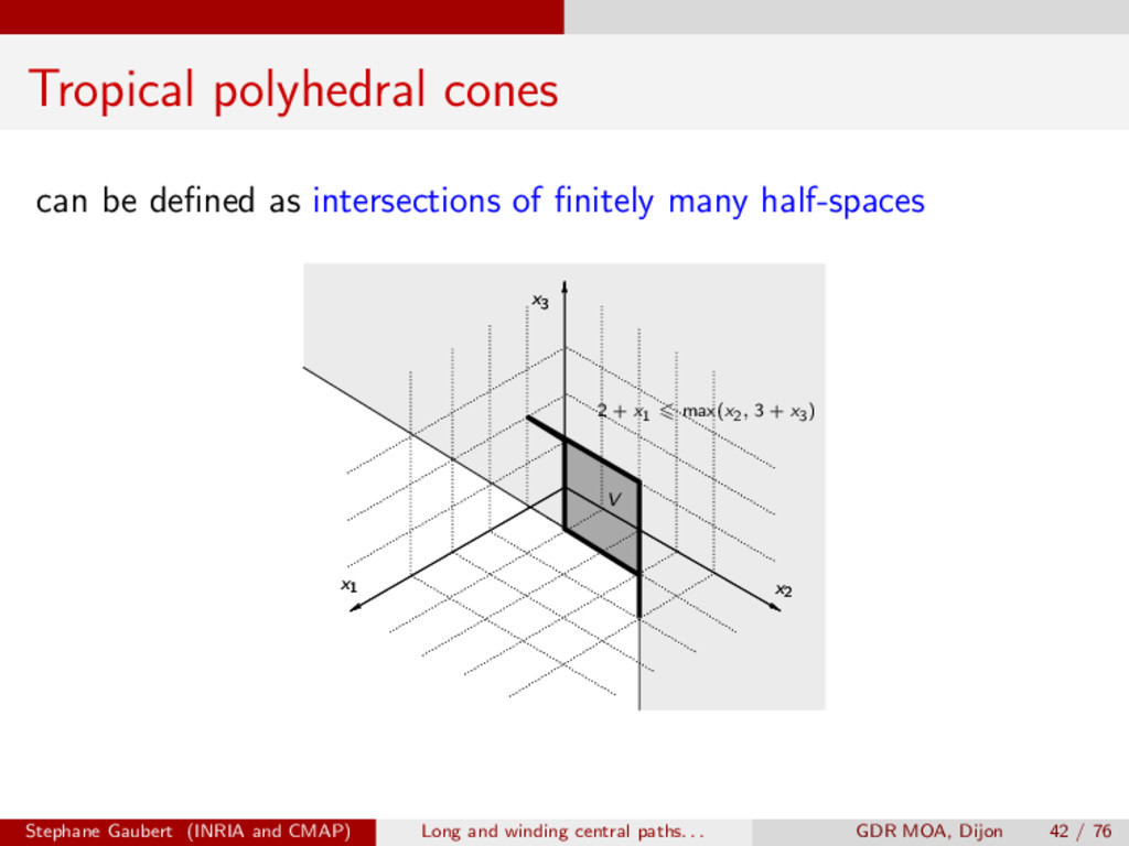 Tropical polyhedral cones can be defined as inte...