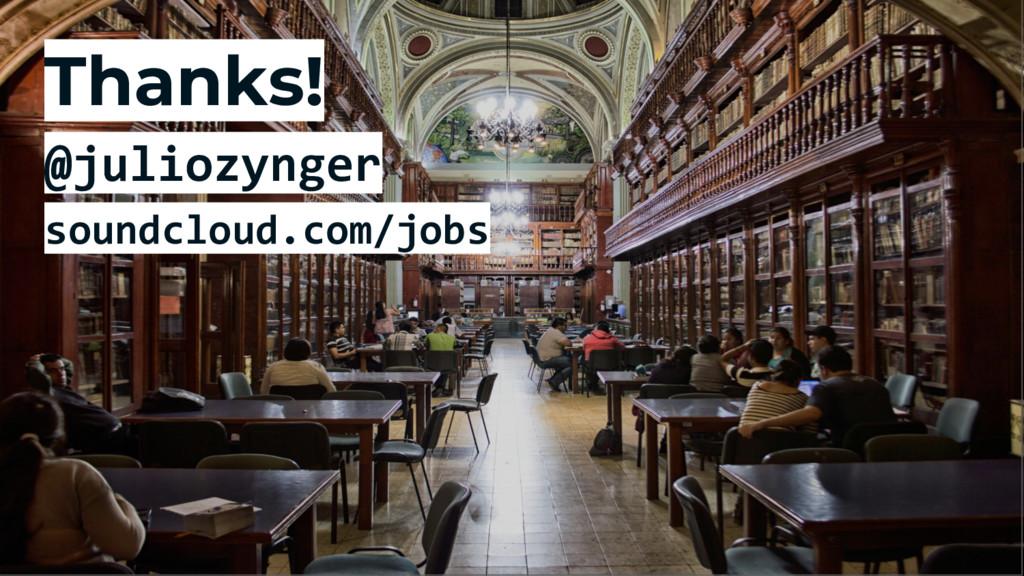 Thanks! @juliozynger soundcloud.com/jobs