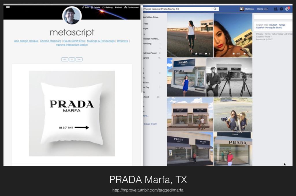 PRADA Marfa, TX http://mprove.tumblr.com/tagged...
