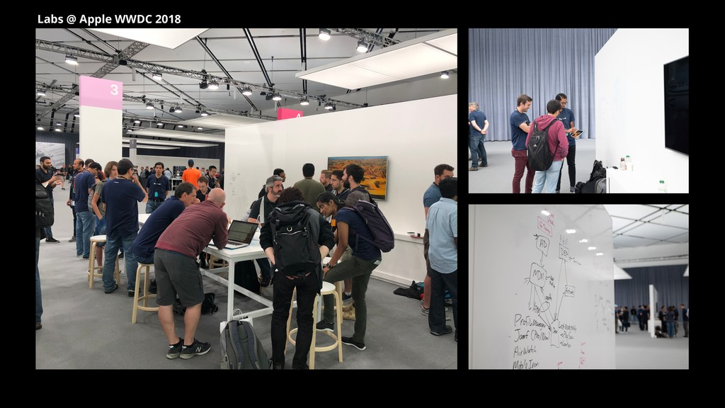 Labs @ Apple WWDC 2018