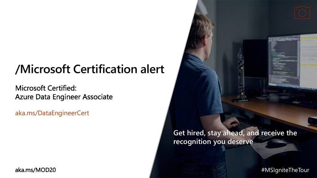 /Microsoft Certification alert Get hired, stay ...