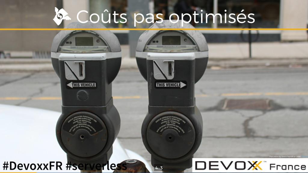 Coûts pas optimisés Parcmètre by Emma Boardman ...